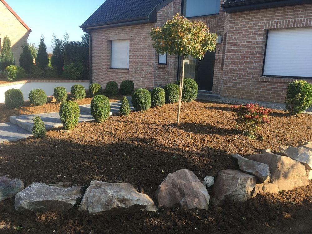 Création de jardin Douai
