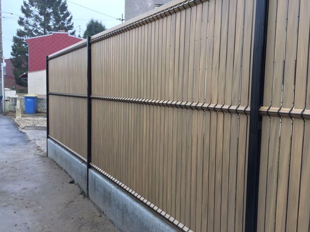 Installation de clôture à Arras