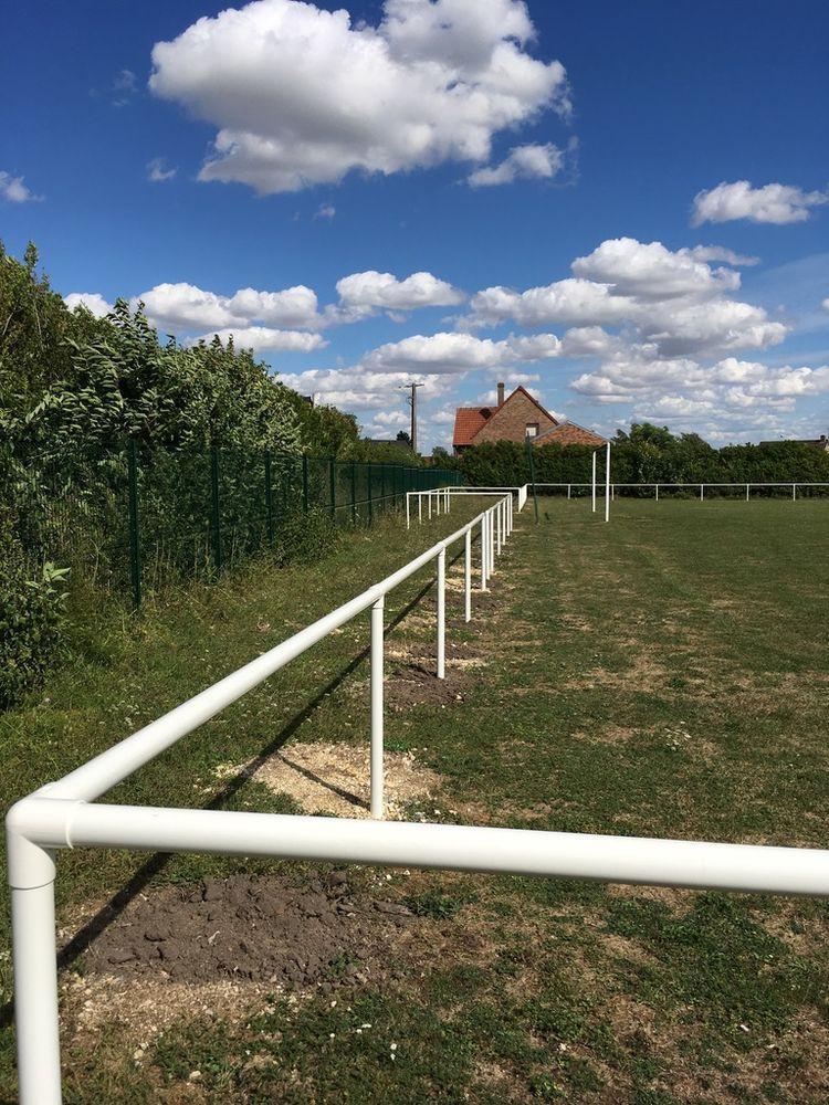 Installation de clôture à Lens